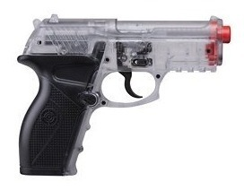 Pistola Crosman C11 Airsoft Gas Co2 400fps 6mm Local Palermo 4