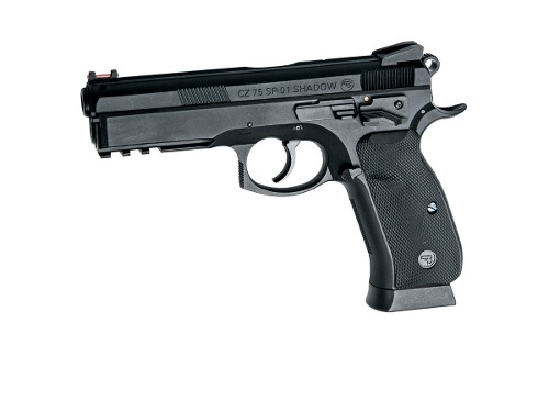 Pistola Asg Cz Sp-01 Shadow 4,5mm Co2  380fps  Local Palermo 3