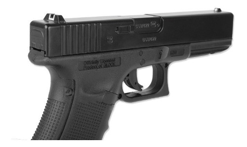 Pistola Glock 22 Co2 4,5mm Gen4 Umarex 125m/s Local Palermo 7
