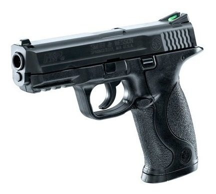 Pistola Co2 Smith & Wesson M&p 40 Umarex 4,5mm Local Palermo 2