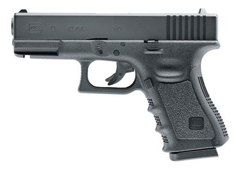 Pistola Glock 19 Co2 4,5mm Umarex Semiautoma - Local Palermo 1
