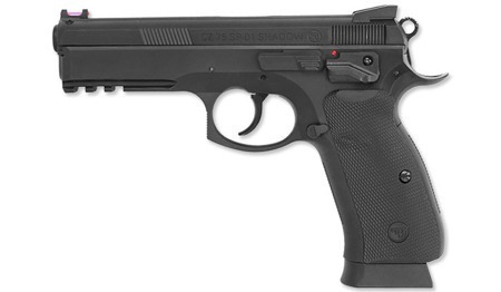 Pistola Asg Cz Sp-01 Shadow 4,5mm Co2  380fps  Local Palermo 2