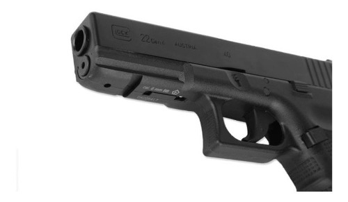 Pistola Glock 22 Co2 4,5mm + 1500 Bbs + 5 Co2 Local Palermo 7