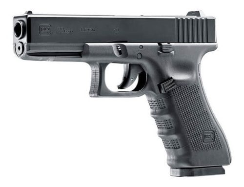 Pistola Glock 22 Co2 4,5mm + 1500 Bbs + 5 Co2 Local Palermo 10