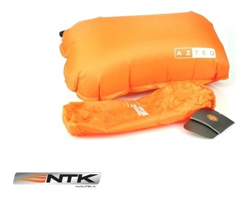 Almohada Autoinflable Ntk Azteq Looper - Local Palermo 2