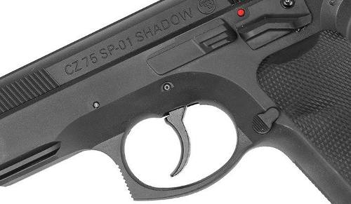 Pistola Asg Cz Sp-01 Shadow 4,5mm Co2  380fps  Local Palermo 5