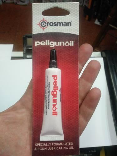 Aceite Lubricante Crosman Pellgunoil Para Co2 Local Palermo 5