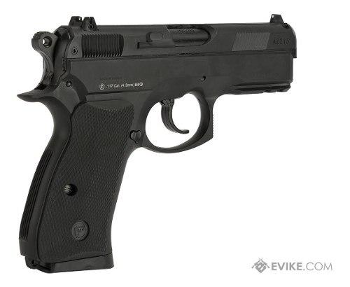 Pistola Co2 Asg Cz75d Compact Gas Comp 4,5 - Local Palermo 7