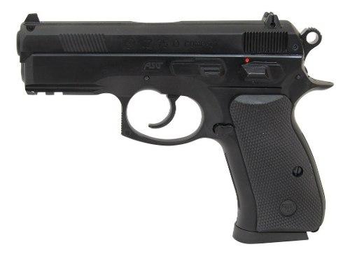 Pistola Co2 Asg Cz75d Compact Gas Comp 4,5 - Local Palermo 6