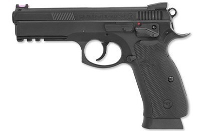 Pistola Asg Cz Sp01 Shadow + 5 Co2 + 600 Balines En Palermo 2