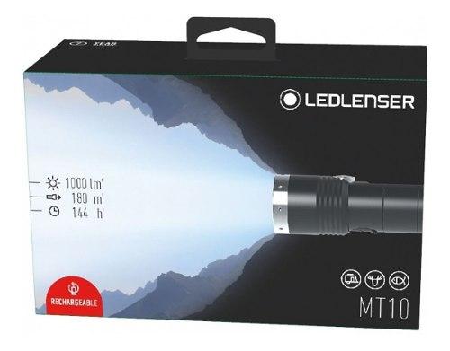 Linterna Led Lenser Mt10 1000 Lumens Recargable En Palermo 3