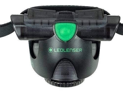 Linterna Frontal Led Lenser Mh6 Recargabl 200 Lumens Palermo 4