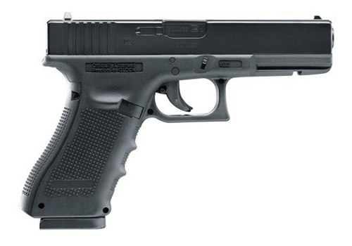Pistola Glock 22 Co2 4,5mm + 1500 Bbs + 5 Co2 Local Palermo 3