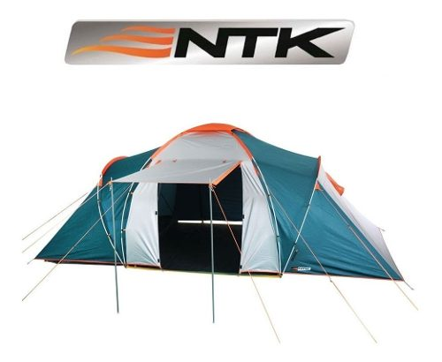 Carpa Iglu 4 Personas Ntk Explorer 2500mm - Local Palermo 1