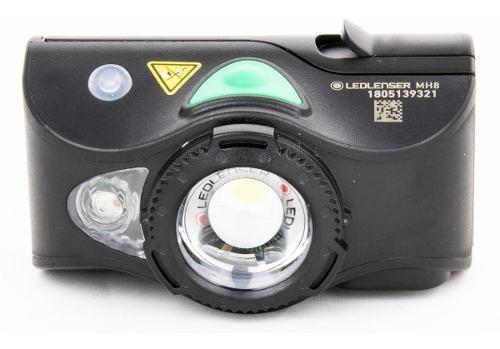 Linterna Frontal Led Lenser Mh8 600 Lumens Vincha En Palermo 5