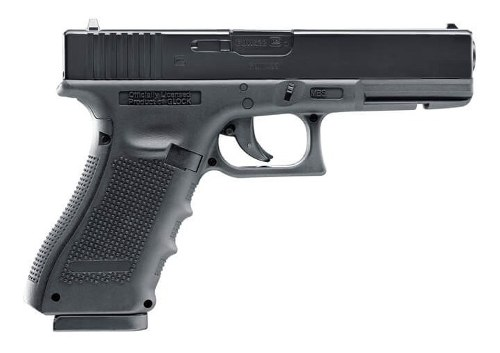 Pistola Glock 22 Co2 4,5mm + 1500 Bbs + 5 Co2 Local Palermo 1