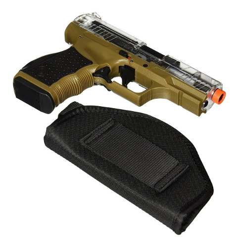 Pistola Airsoft Crosman Stinger P9t + Funda - Local Palermo 2