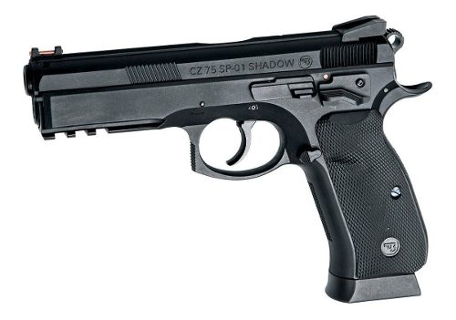 Pistola Asg Cz Sp-01 Shadow 4,5mm Co2  380fps  Local Palermo 1