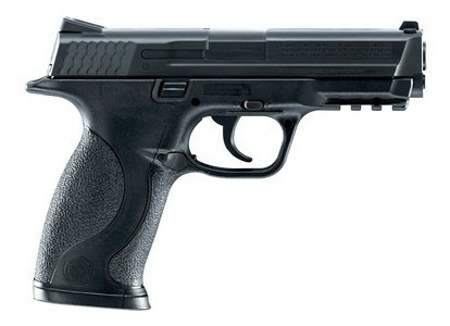 Pistola Co2 Smith & Wesson M&p 40 Umarex 4,5mm Local Palermo 3