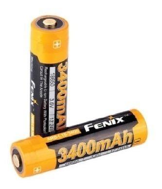 Cargador Doble Fenix Are X2 + 2 Baterias Fenix 18650 3400mha  - Local Palermo 3