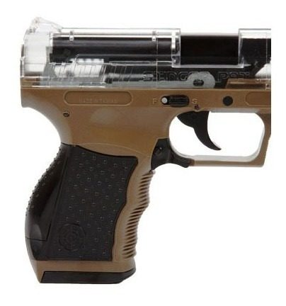 Pistola Airsoft Crosman Stinger P9t + Funda - Local Palermo 3