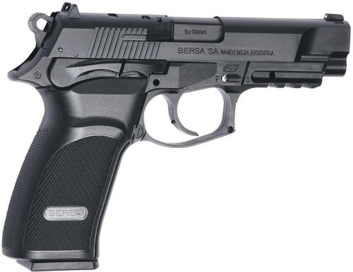 Pistola Co2 Asg Bersa Thunder 9 Pro 4,5mm - Local En Palermo 2