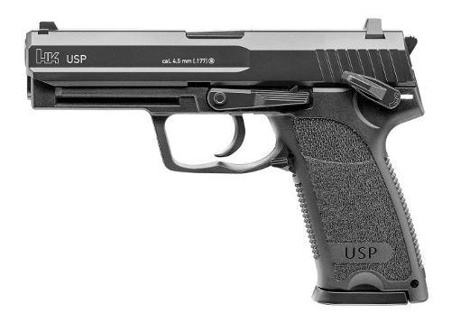 Pistola Co2 Hk Usp Umarex 425 Fps 4,5mm - Local Palermo 2