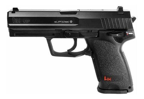 Pistola Co2 Hk Usp Umarex 425 Fps 4,5mm - Local Palermo 1