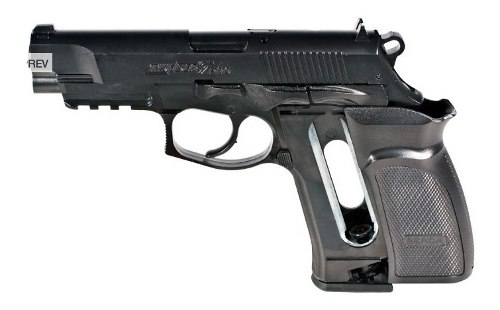 Pistola Co2 Asg Bersa Thunder 9 Pro 4,5mm - Local En Palermo 4