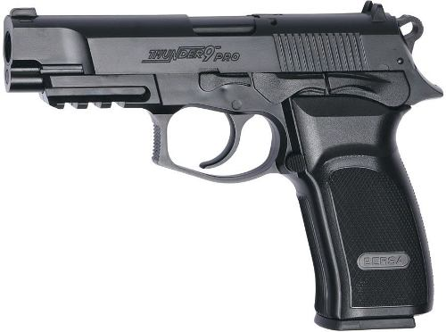 Pistola Co2 Asg Bersa Thunder 9 Pro 4,5mm - Local En Palermo 1