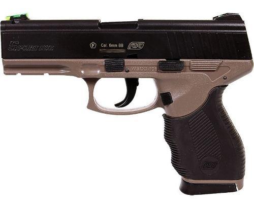 Pistola Airsoft Asg Sport 106dt 6mm Resorte Local En Palermo 4