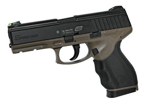 Pistola Airsoft Asg Sport 106dt 6mm Resorte Local En Palermo 7