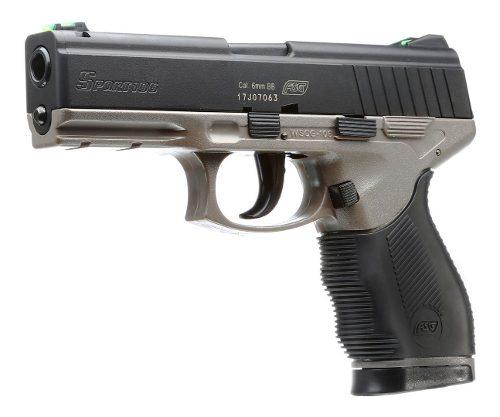 Pistola Airsoft Asg Sport 106dt 6mm Resorte Local En Palermo 1