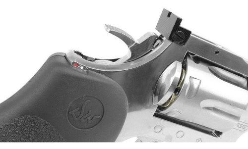 Revolver Asg Dan Wesson 715 Co2 4,5mm 430 Fps Local Palermo 4