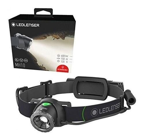 Linterna Frontal Led Lenser Mh10 600 Lumens 158gr En Palermo 6