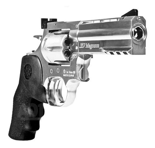 Revolver Asg Dan Wesson 715 Co2 4,5mm 430 Fps Local Palermo 3