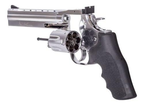 Revolver Asg Dan Wesson 715 Co2 4,5mm 430 Fps Local Palermo 2