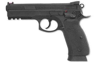 Pistola Airsoft Asg Cz Sp-01 Shadow 6mm Resorte - En Palermo 2