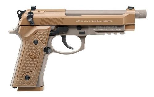 Pistola Co2 Beretta M9a3 Umarex Blowback Gas - Local Palermo 3