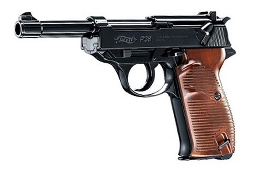 Pistola Co2 Walther P38 Umarex Blowback Full Metal Palermo 1