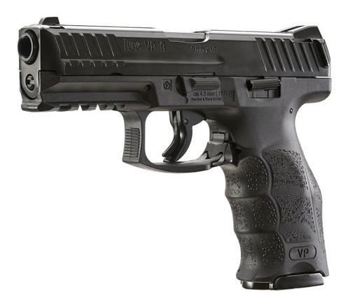 Pistola Co2 Heckler & Koch Hk Vp9  Blowback 4,5mm En Palermo 1