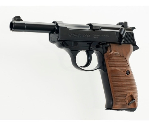 Pistola Co2 Walther P38 Blowback Full Metal Local Palermo 5