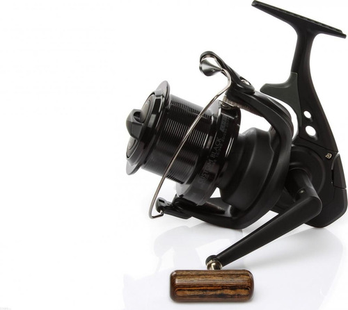 Reel Frontal Okuma Custom Black Cb-80 P/lance-costa-casting 2