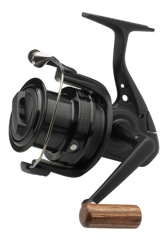 Reel Frontal Okuma Custom Black Cb-80 P/lance-costa-casting 1