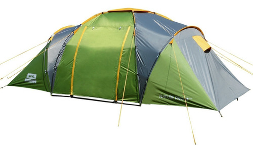 Carpa 6 Personas Waterdog Nature Pro 3 Dormit -local Palermo 4