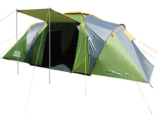 Carpa 6 Personas Waterdog Nature Pro 3 Dormit -local Palermo 1